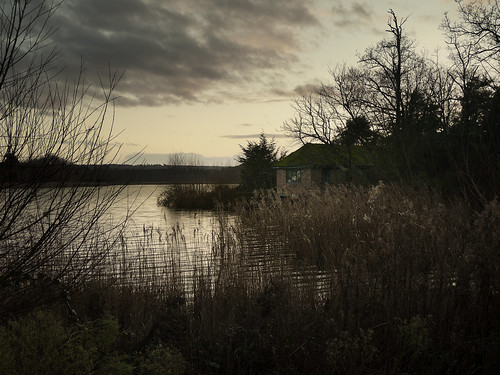 The Boathouse at Frensham Little Pond, Surrey, UK | by weesam2010