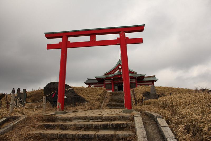 箱根駒ヶ岳山頂神社