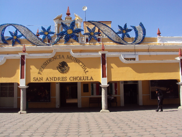 Presidencia Municipal San Andrés