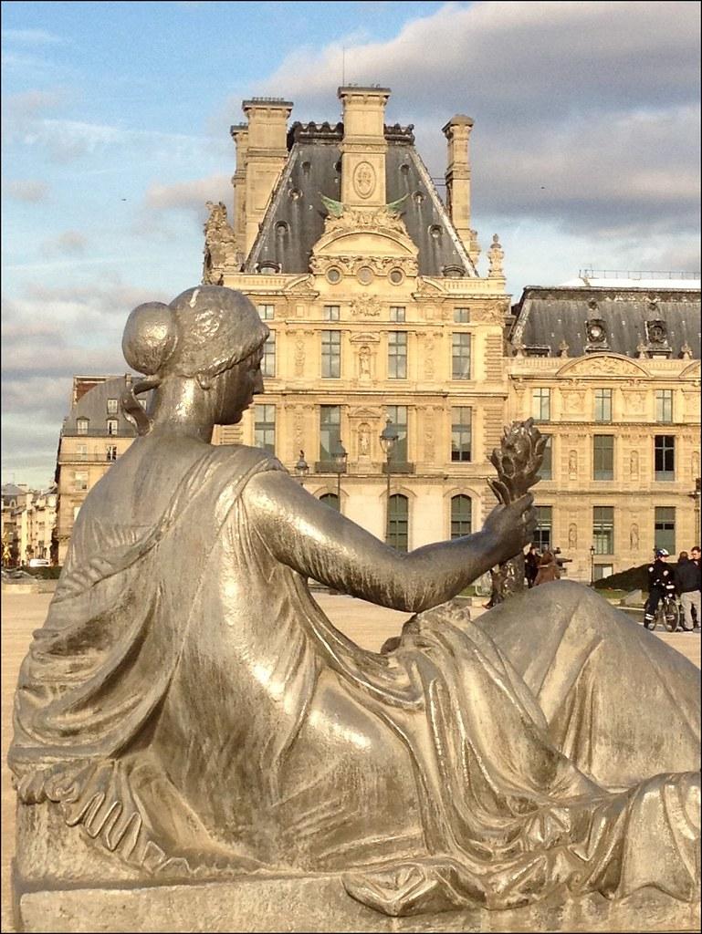 Maillol at the Jardin des Tuileries - Sculpture Nature