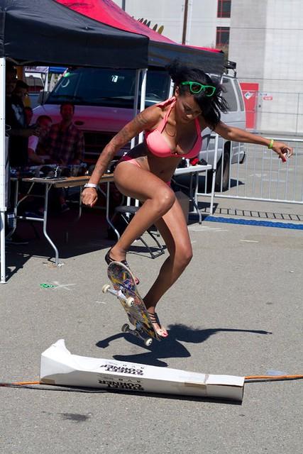 skater chic