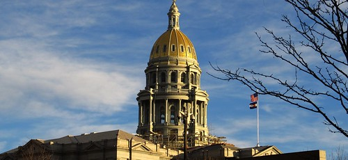Colorado State Capitol, Denver, Colorado | by Ken Lund