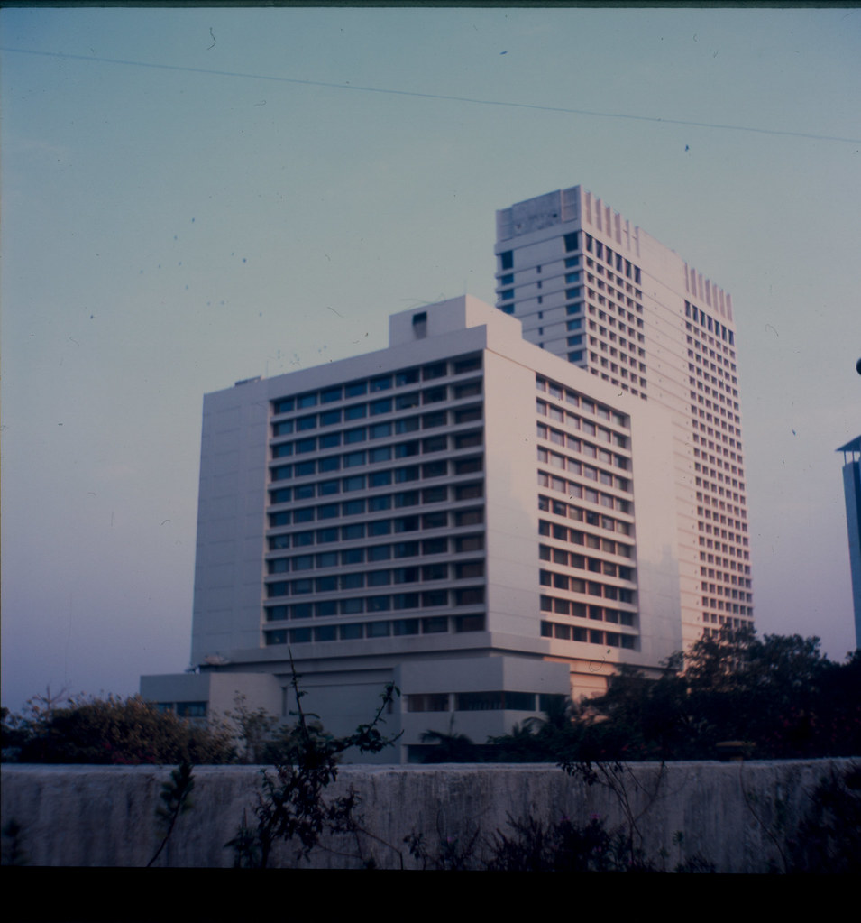 Hotel Trident Used To Be Oberoi Hotels Mumbai Trident Hot Flickr