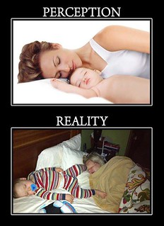 Mom and Child Perception and Reality LOL | by funny_good_jokes
