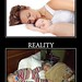 Mom and Child Perception and Reality LOL