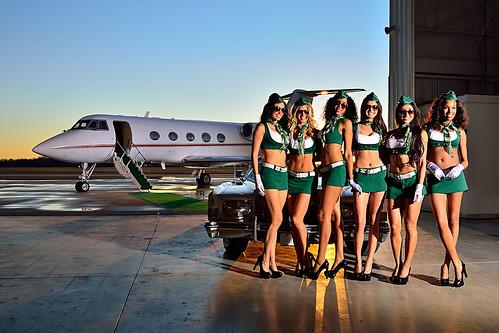 sunset green private airplane dallas football airport nikon g4 texas hangar jet location cadillac commercial production tall nikkor filming goldenhour gulfstream flightattendant dallasexecutiveairport d7000 capturenx2 eyetwistkevinballuff nikond7000 18200mmf3556gvrii
