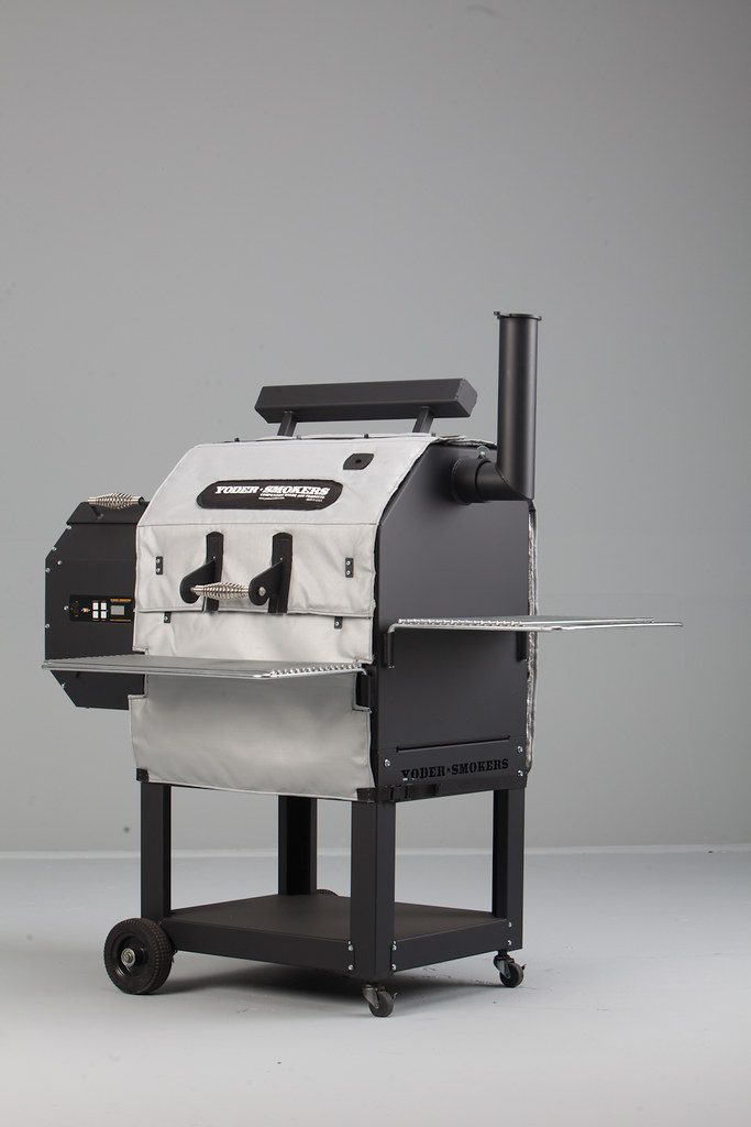Yoder Smokers YS480 Pellet Grill | Yoder Smokers YS480 Therm