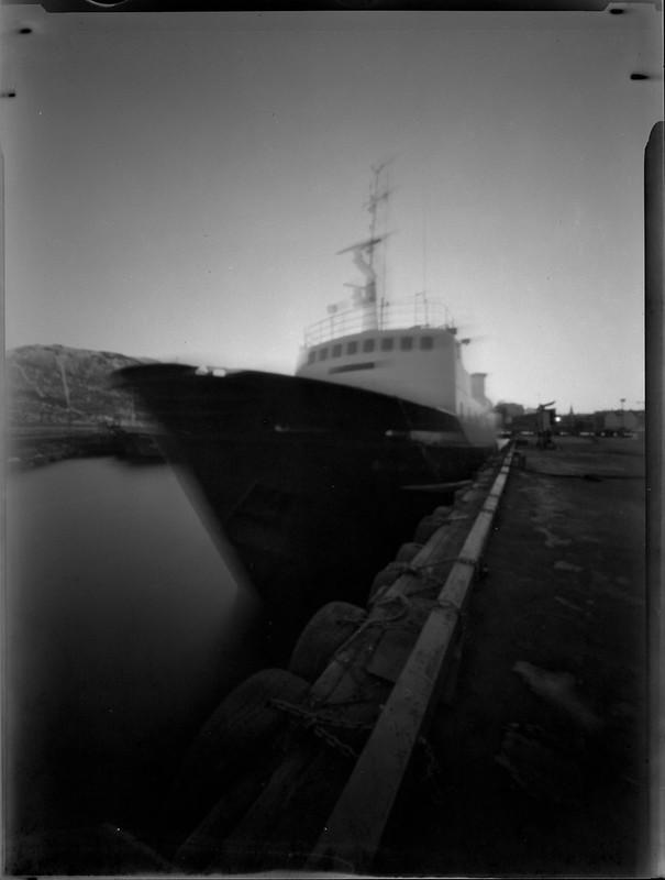 """""""Polargirl"""", Tromsø"""