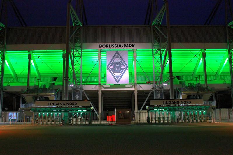 Borussia Park - Nordkurve