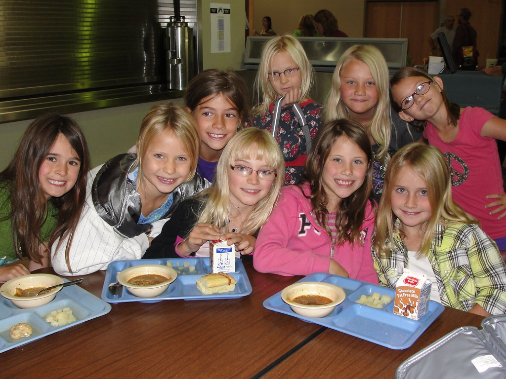 "University Of Toyota >> BLACK CANYON 3rd grade girls local lunch | ""You are what ..."