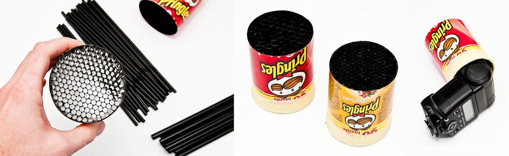 DIY Pringles grid spot | Victor van Dijk | Flickr