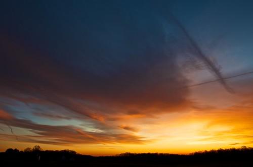 color beautiful sunrise landscape nikon maryland baltimore f8 14mm 1424mmf28ged d7000