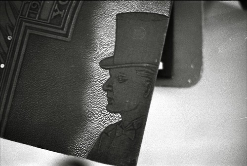 Top Hatted Gentleman | by Steve Snodgrass