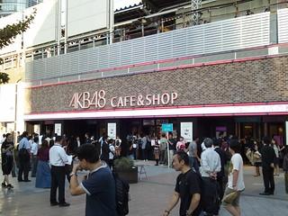 AKB48 Café&Shop | by kalleboo