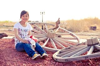 Wagon Wheels - May 2011 | by Akira2506