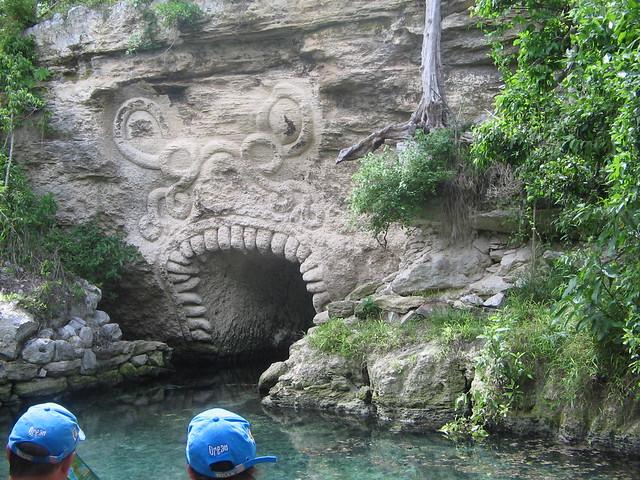 Entrada a Río Subterráneo
