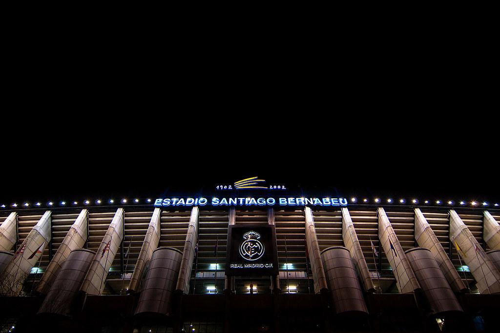 Estadio Santiago Bernabéu 18 366 Camilo Rueda López Flickr