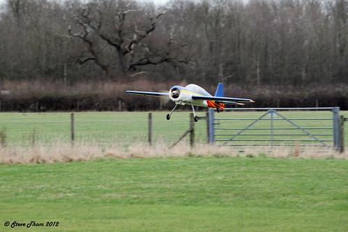 """88"""" Extreme Flight Yak 54"""