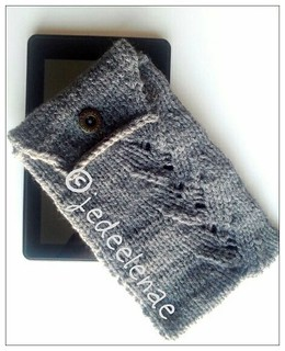 Kindle Fire Cozy | by JeDeeLenae