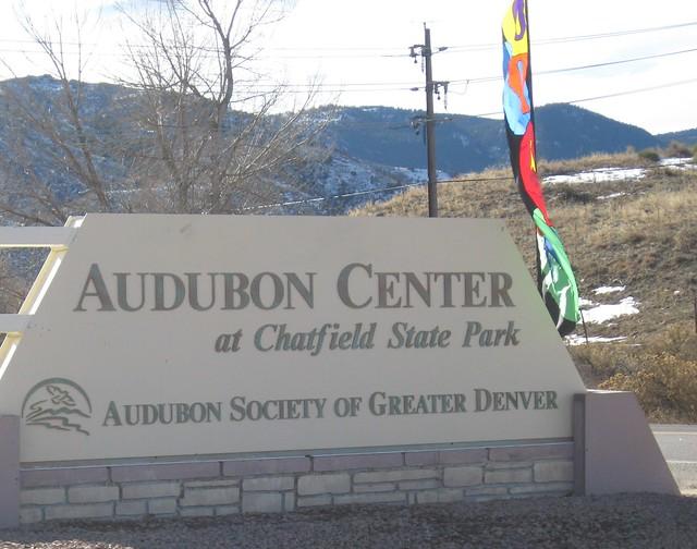 Audubon Center Entrance