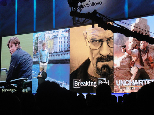 CES 2012 - Sony press event | by Doug Kline