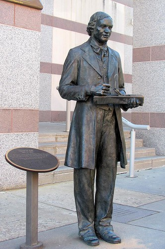 Thomas Day Statue 1 | by David Hoffman '41