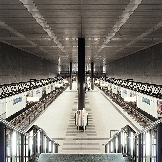 Central [Perspective] Station