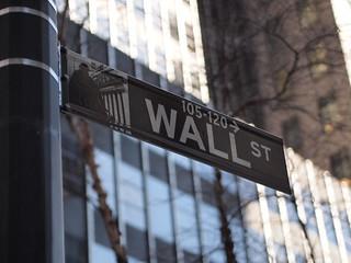 Wall Street Sign   by nakashi