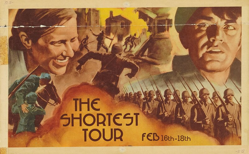 The Shortest Tour Small