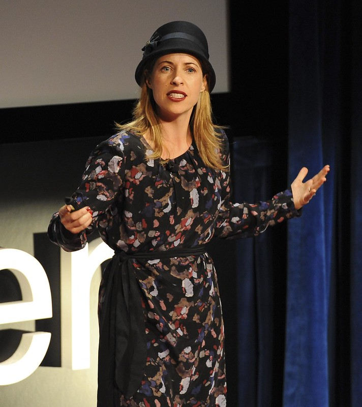 TEDxWomen speaker Tiffany Shlain