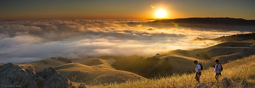california panorama sun nature grass fog sunrise canon landscape outdoors gold dawn golden hiking pano tripod foggy sanjose hike fremont hills lee lensflare 7d summit mission sanfranciscobay eastbay hikers grassland rollinghills goldenhour kody missionpeak sunol godrays 24105 ebrpd gnd eastbayregionalparkdistrict feisol ef24105mmf4lisusm eastbayparks graduatedfilter leefilters ebparks canon7d ebparksok missionpeakpreserve skody stkody stevekody