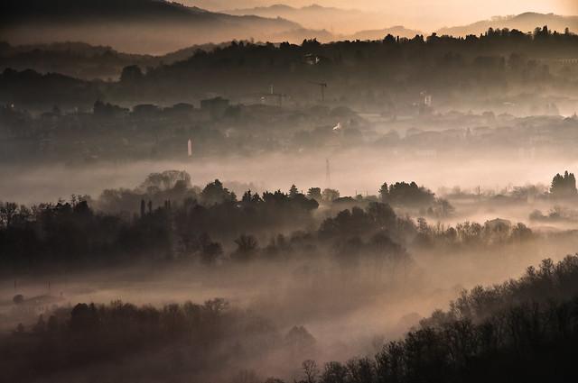Vista da Montevecchia