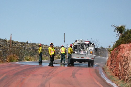 Cleaning Up The Retardant