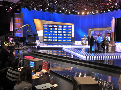 Filming Jeopardy! | by jurvetson
