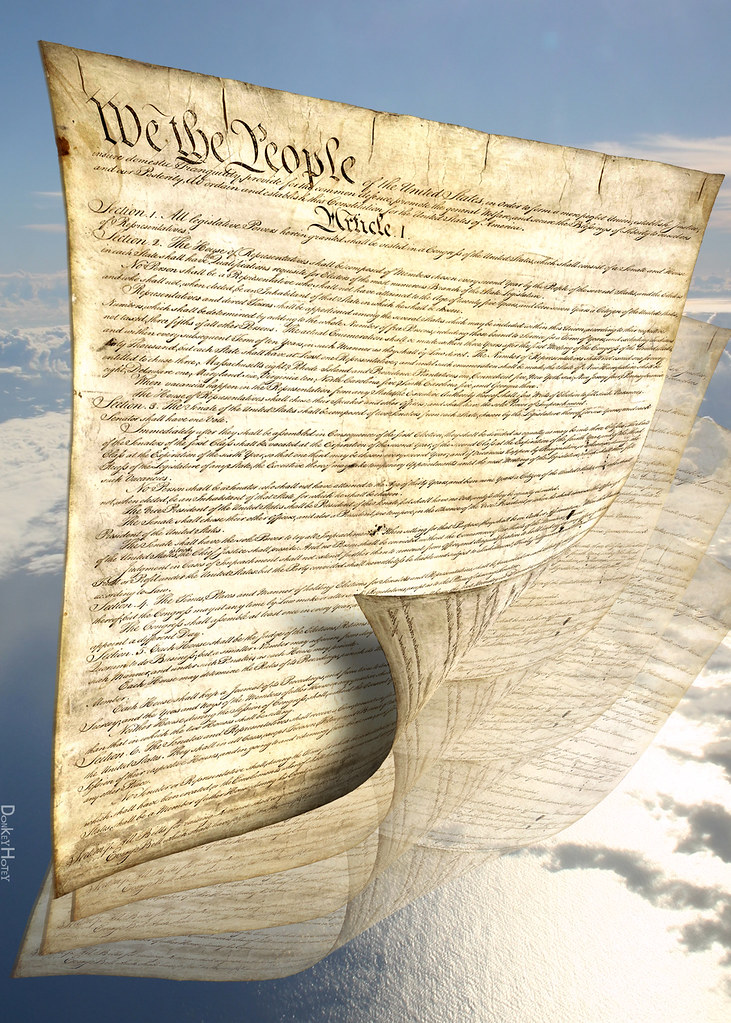 U.S. Constitution - Illustration