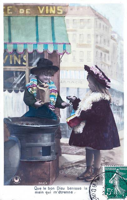 French Vintage Postcard - 047.jpg