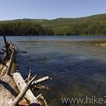 Middle Quartz Lake