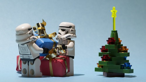 The christmas gifts - could be the droids we're looking for.... | by Kalexanderson