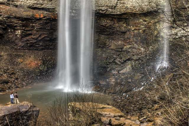 Falls Creek Falls, Falls Creek Falls State Park, Van Buren Co, TN