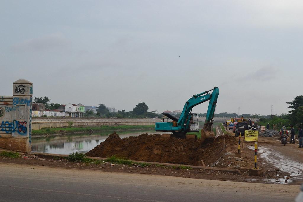 Proyek Banjir Kanal Timur (BKT)