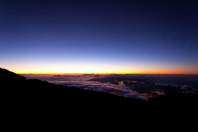 Haleakela Sunset 5823