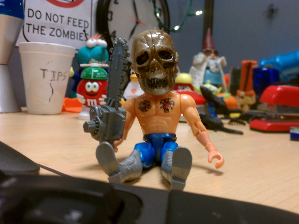 Close Up Of My Latest Desk Toy Geek Newsfromthecube Nft