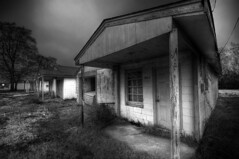 Abandoned Tract Homes