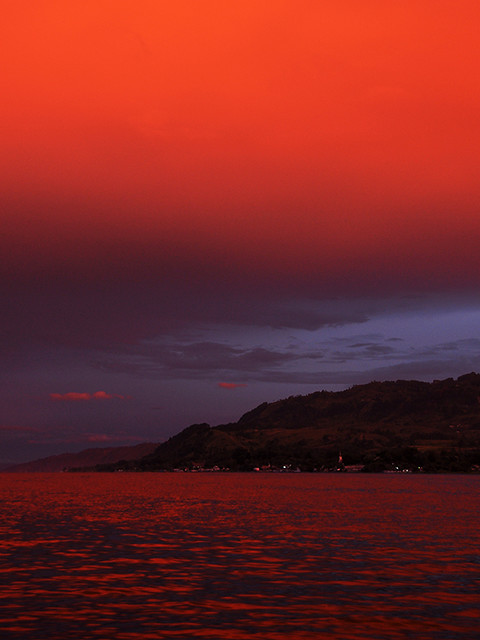 Lake Toba - Dark Blood Lakeside