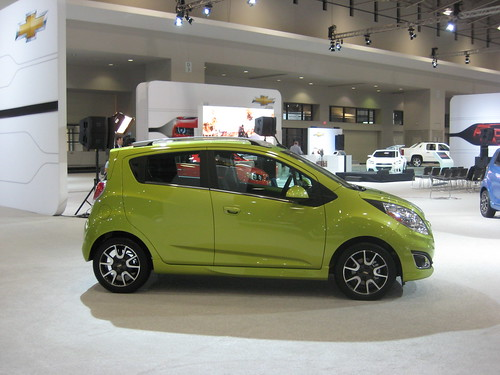 2013 Chevrolet Spark on display Photo