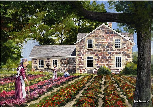 04-160 Garden Chores