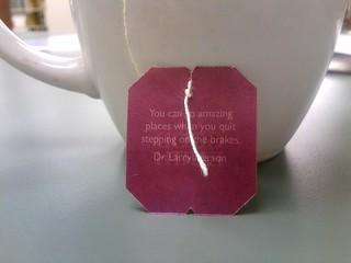 Tea at Periodicals #libday8
