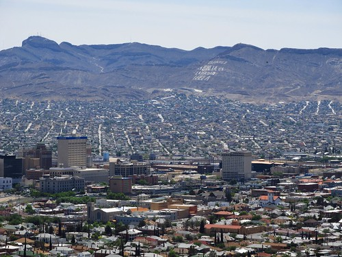 mexico texas view elpaso viewpoint ciudadjuarez scenicdrive murchisonpark scenicdriveoverlook