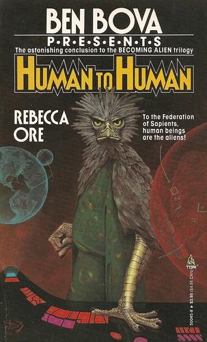 Rebecca Ore - Human to Human (1990)