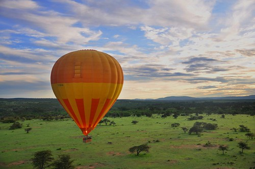 Ballooning away!   by Wajahat Mahmood